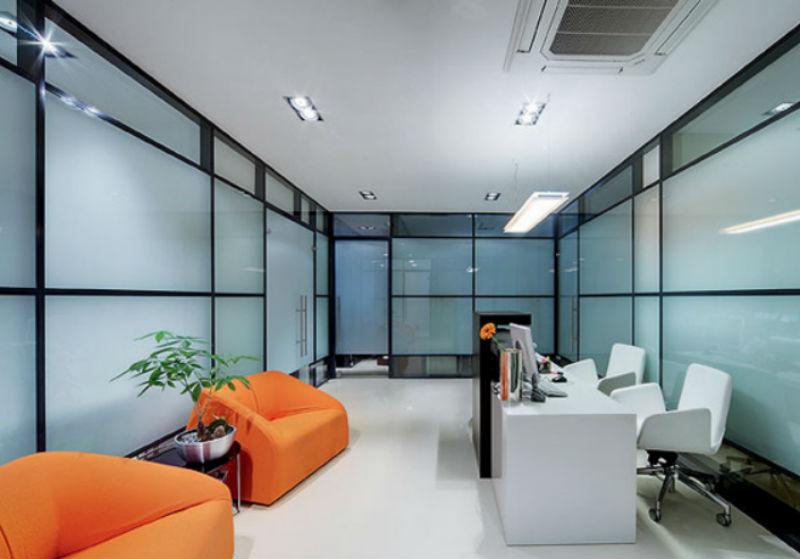 Лучшие дизайны офиса