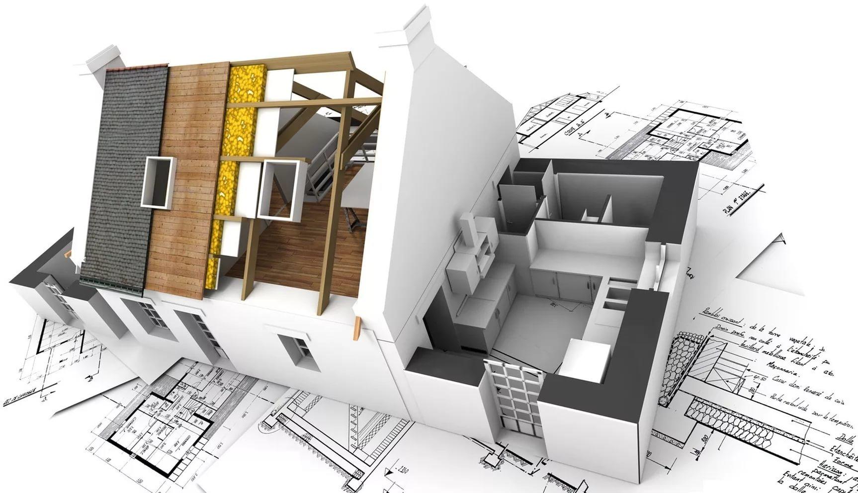 архитектура, проекты