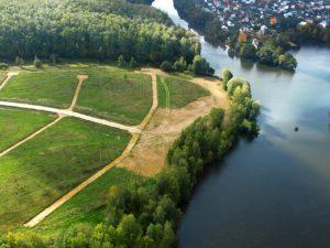 Земельный участок под строительство коттеджа